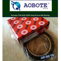 Quality Single Row FAG Roller Bearings 6016-2RSR , Deep Groove Ball Bearings for sale