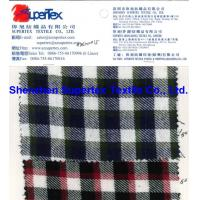 China Custom Cotton Fabric Flannel Twill Fabric Flannelette 130~270GSM on sale