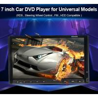"Quality 7"" 2-Din Universal Car DVD GPS + Bluetooth + iPod + Android for sale"