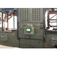 China GPPS PP Blister Vacuum Forming Molding Machine Vertical With Durable Furnace wholesale