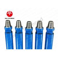 Buy cheap API Standard Water Well Drill Rods / DTH Drill Tube High Resistance Grinding from wholesalers
