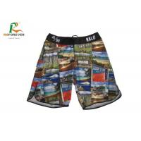 China American Size Adult Men Board Shorts 4 Way Stretch Material wholesale