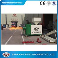 China Environment friendly Biomass Pellet Burner for heating system use wholesale