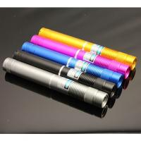 China 445nm 2000mw blue laser pointer with rechargeable battery wholesale