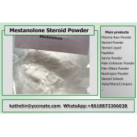China Steroid Hormone Powder Mestanolone / Methylandrostanolone For Bodybuilding CAS 521-11-9 wholesale