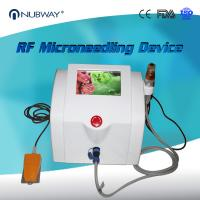 Nubway Scar Removal Skin Tightening Fractional RF Micro Needle Machine