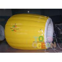 China Human Hamster Large Inflatable Water Toys Crazy Waterproof For 2 Players wholesale