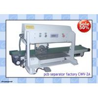 China Round Blade V-Cut Machine / PCB Depaneling Equipment CWV-2A wholesale