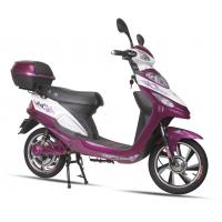 China 350W Battery Adult Electric Scooter 2 Wheel Battery Powered Scooter With Seat on sale