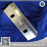 Durable D2 Replacement Plastic Cutting Blade For Plastic Recycling Machine / for sale