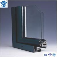 China aluminium doors and windows profiles frame dubai, aluminium wardrobe for bedroom on sale