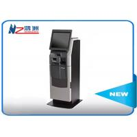 China Floor Stand Self Service Payment Kiosk Cash Card With Touch Screen Indoor With Cinema wholesale