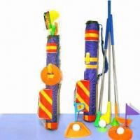 China DIY Sports Toys Set with Tempered Steel Shafts and Heat Treatment wholesale