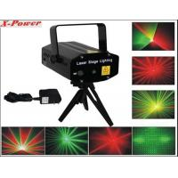 China Red and Green Color Mini Laser Stage Light With 20 Patterns Gobos For KTV, DJ Club  S-20 wholesale