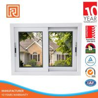 China Powder Coated Double Glass Aluminum Interior Sliding Glass Windows In China on sale