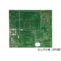 Buy cheap RoHS OEM Green Solder Double Sided PCB Printed Circuit Board with BGA SMT from wholesalers