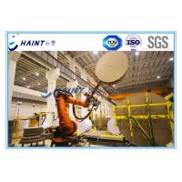 China Automation Solutions Factory Robot Arm , Industrial Robot Manipulator In Paper Mill wholesale