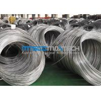 China ASTM A269 Stainless Steel Coil Tubing , Super Long Cold Drawn Seamless Tube wholesale