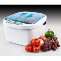 China 0.4L 35W plastic ultrasonic cleaner for apple and banana cleaning on sale