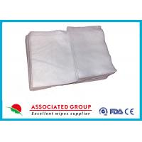 China Latex Free Mesh Spunlace Non Woven Gauze Swabs For First Aid At Daily Life wholesale
