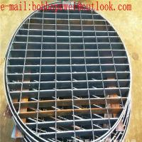 China walkway steel grating floor metal grid/Steel Drain Cover/ Galvanized Steel Grid/ Manhole Cover/steel grating 100% factor wholesale