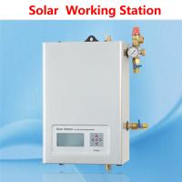 China AC 50 - 60 Hz Solar Water Heater Controller Working Pump Station Low Power Consumption wholesale