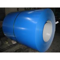 China GB / T 2518 Cold Rolled Galvalume Color Steel Coil 0.5mm , 40 - 180g / m2 on sale