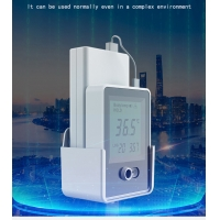 China Digital Body Temperature APP Bluetooth Smart Wireless Doorbell wholesale