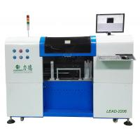 China Inline Automatic smd led pick and place machine price for led lights manufacture machine on sale