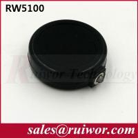 China RUIWOR Round Shaped RW5100 Sereis Anti-Theft Pull Box with Smallest Diameter Size 25MM*8MM wholesale