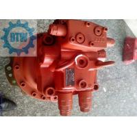 China Red  Hydraulic Swing Motor Parts Of Excavator Komstsu PC200-6 PC220-6 wholesale