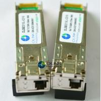 China 100Base-BX WDM Bi-Directional SFP Module OEM factory wholesale