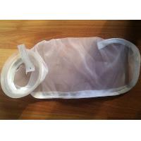 China PPS Nomex / PA / Nylon filter mesh washable dust collector filter bags wholesale