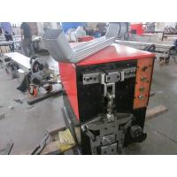 China 5.5KW Carbon Steel Downspout Roll Forming Machine High Speed 8 - 10 m / min wholesale