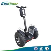 China Eco - Rider Electric Scooter Segway 72V 4000w Double LG Battery Self Balancing Scooter wholesale