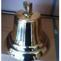 China SOLAS ship's brass bell,marine fog brass bell wholesale