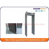 China Door Frame Metal Walk Through Gate Walk Through For Shipping Mall wholesale