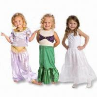 Buy cheap Fancy/Party Dress, Made of 100% Polyester, Various Styles are Available from wholesalers
