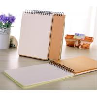China factory price custom spiral notebooks with company logo wholesale