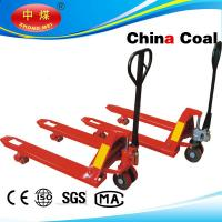 Wholesale 2.5 ton hand pallet truck price with CE from china suppliers