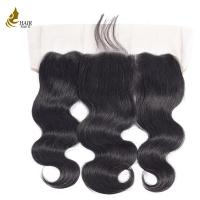 """Buy cheap 9A Undetectable Hairline 13""""x4"""" Lace Frontal Closure 100% Virgin Human Hair from wholesalers"""
