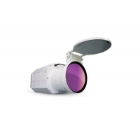 China 110-1100mm F5.5 MWIR Continuous Zoom LEO Detector Thermal Imaging Camera System wholesale