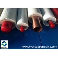 China Insulation Air Conditioner Rigid Copper Pipe with 275 Mpa Ultimate Strength wholesale