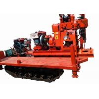 China Durable Soil Core Test Drilling Machine for Small Bore Well Drilling on sale