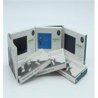China Multi style 2.4inch Pocket Video Brochure Card with Magnetic switch wholesale