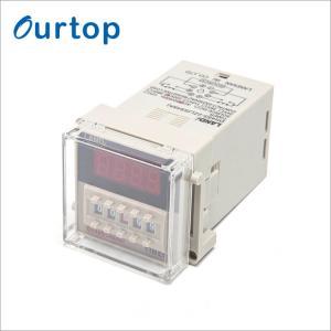 China Adjustable Timer Delay Relay 12V 24V 110V 220V 380V For Houses / Industrial Time Control wholesale