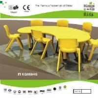 China Plastic Kids Table and Chair (KQ10184B) wholesale