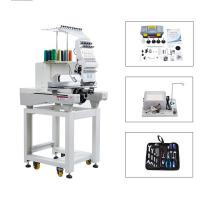 China 800*500 Sequin Single Embroidery Machine On 12 Colors With Dahao System wholesale