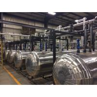 China Rubber Vulcanizing Chemical Autoclave with safety interlock and fully automatic, CRN standard for Canada wholesale