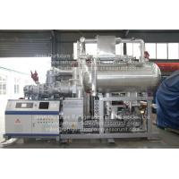 China Variety Frequency Screw Co2 Refrigeration System Compressor Rack For Fast Frozen wholesale